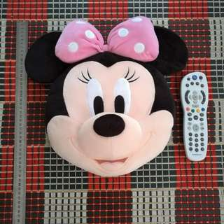 Minnie Mouse Pillow or Soft Doll