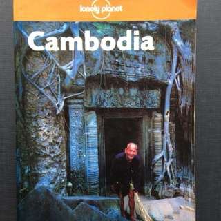 Cambodia Lonely Planet Travel Guide