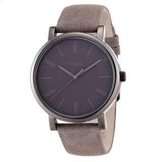 全新 灰色Timex Originals Tonal手錶