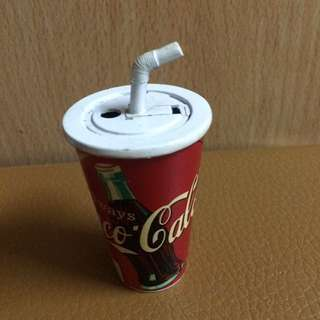 絕版 可口可樂 打火機 Coca Cola Lighter