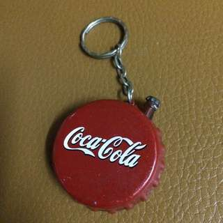 絕版 可口可樂 打火機 Coca Cola Lighter 匙扣