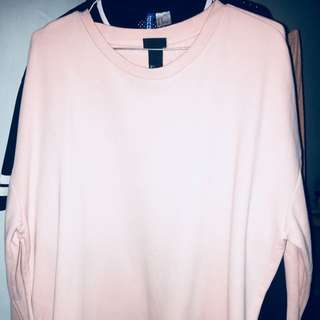 H&M Oversized long sleeve
