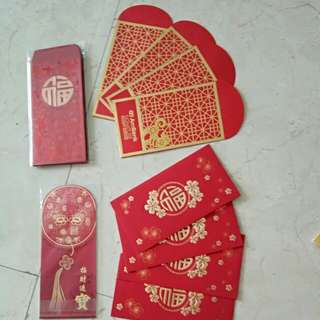 Red Packets (Exclusive/Limited Edition/unique)