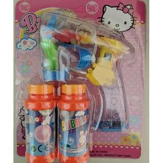Hello Kitty Bubble Gun