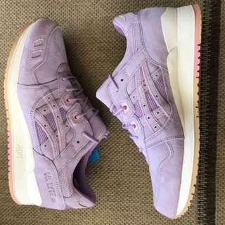 Sepatu Asics Gel Lyte III Lavender