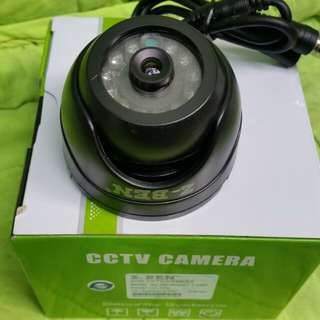 Dome type CCD camera