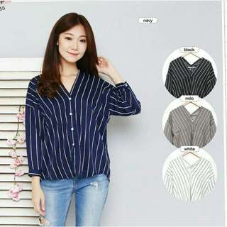 Zara basic stripe