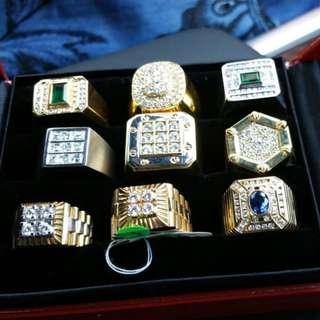 Diamond 💎 Ring Unisex 戒指