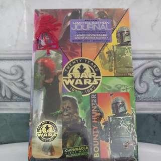 Antioch Star Wars Hardcover Journal Book