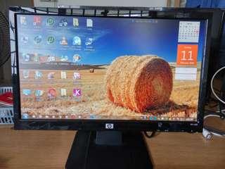 19 inch HP w185 monitor