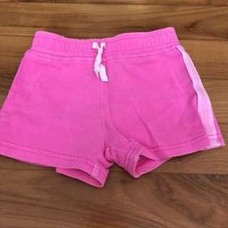 PL Carter's Pink Shorts