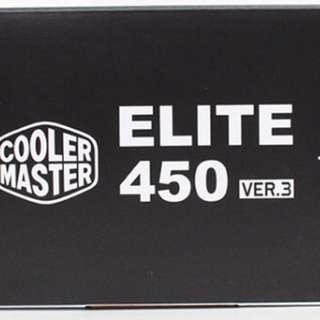 火牛CoolerMaster elite 450 ver.3