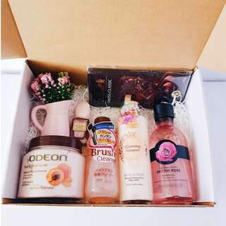 The Rose Bud Gift Box