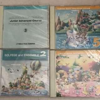 Yamaha JAC JMC cds