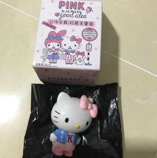 Hello Kitty keychain Taiwan 7-11