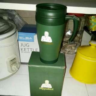 Travel Mug PappaaRich 400ml BPA Free Plastics Keeps Warm up to 3 Hours