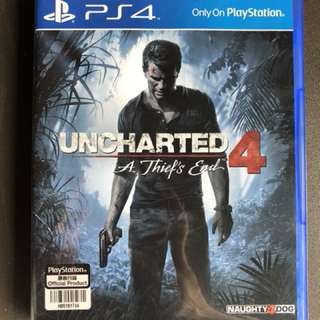 Unchartered 4