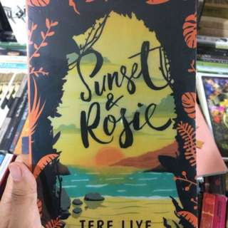 """""""Sunset & rosie"""" by Tere Liye"""