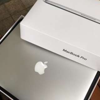 256 GB Macbook Pro (Retina, 13-inch, Late 2013)