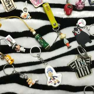 Japan Keychains