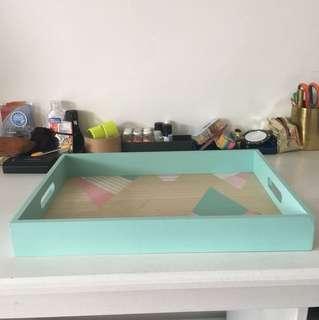 Cute acqua tray