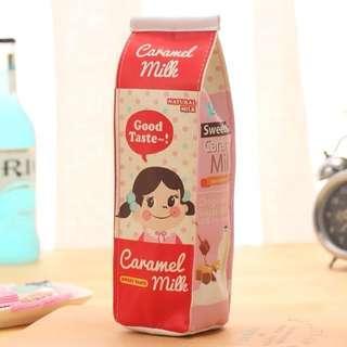 Milk Pencil Case