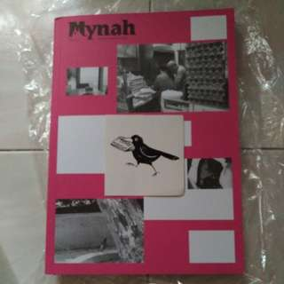 Mynah Magazine Issue 2 (2018)