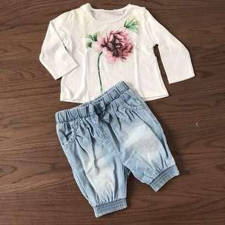 Zara/Mothercare Combo