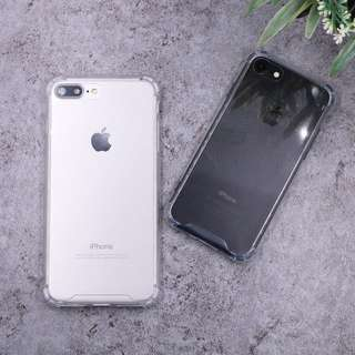 Shockproof Clear Case