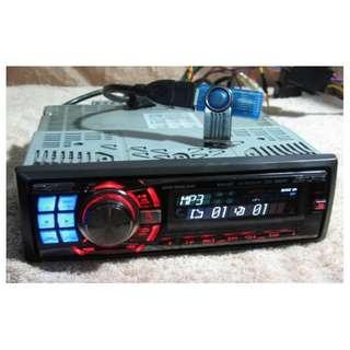 Alpine CDA-9884 MP3 CD HU I.C.E - complete wirings