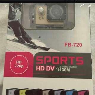 Sports Cam FB-720 Underwater 30m waterproof Camera