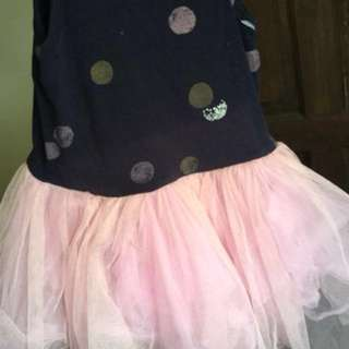 Bonds tutu kids size 3