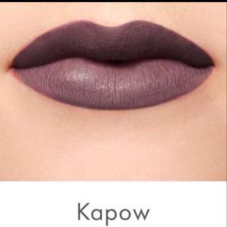 Authentic Colourpop Kapow Ultra Matte Lip