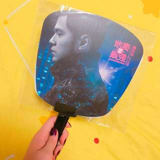 Jay Chou the invisible 2 fan