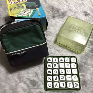 Word Factory Game