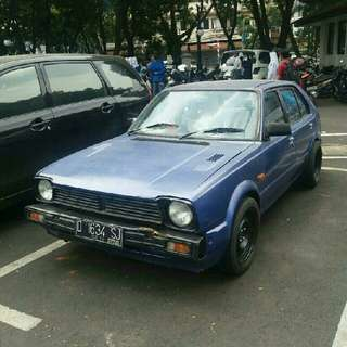 Mobil Civic Excelent Antik Dan Orsinilan Tahun 1980