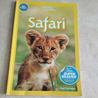 Safari - National Geographic Kids