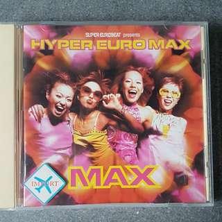MAX j-pop Imported Hyper Euro Max