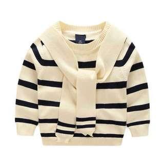 Sailor theme sweater
