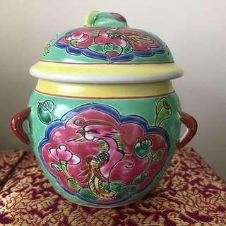 Nonya Phoenix Tea Cups