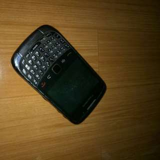 Jual bb curve second