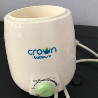 Pemanas botol Crown Baby