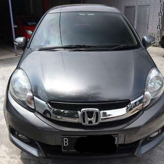 Mobilio E CVT 2014 (Grey) - Matic