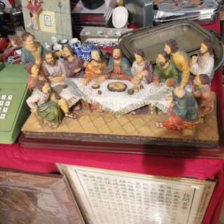 The Last Supper figurines