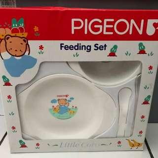 Pigeon Baby Set