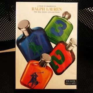 Polo Ralph cologne 4pc travel collection.