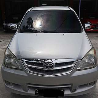Avanza G Manual 2011 - Silver Metalic