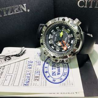 Citizen BN2021-03E 火水爐