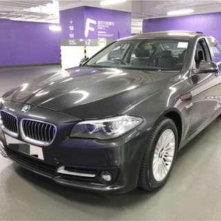 BMW 520d. 14/15