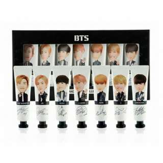 BTS HANDCREAM ( LOOSE )